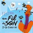 FESTIVAL AU FIL DU SON 2017 - MANU CHAO/ WAX TAILOR/ JAHNERATION