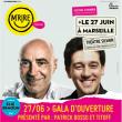 Festival M'Rire -Gala d'ouverture présenté par P. Bosso et Titoff