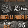 Guerilla Poubelle+Diego Pallavas+Los Dissidentes Del Sucio Motel