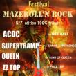 MAZEROLL'N ROCK #7