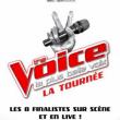THE VOICE, LA TOURNEE