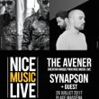 THE AVENER + SYNAPSON + Nicolas MONIER